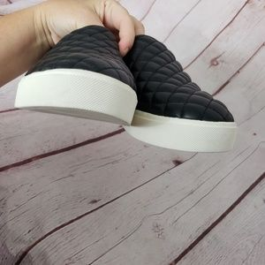 Sam Edelman Shoes - SAM EDELMAN Ezzie Quilted Leather Sneakers